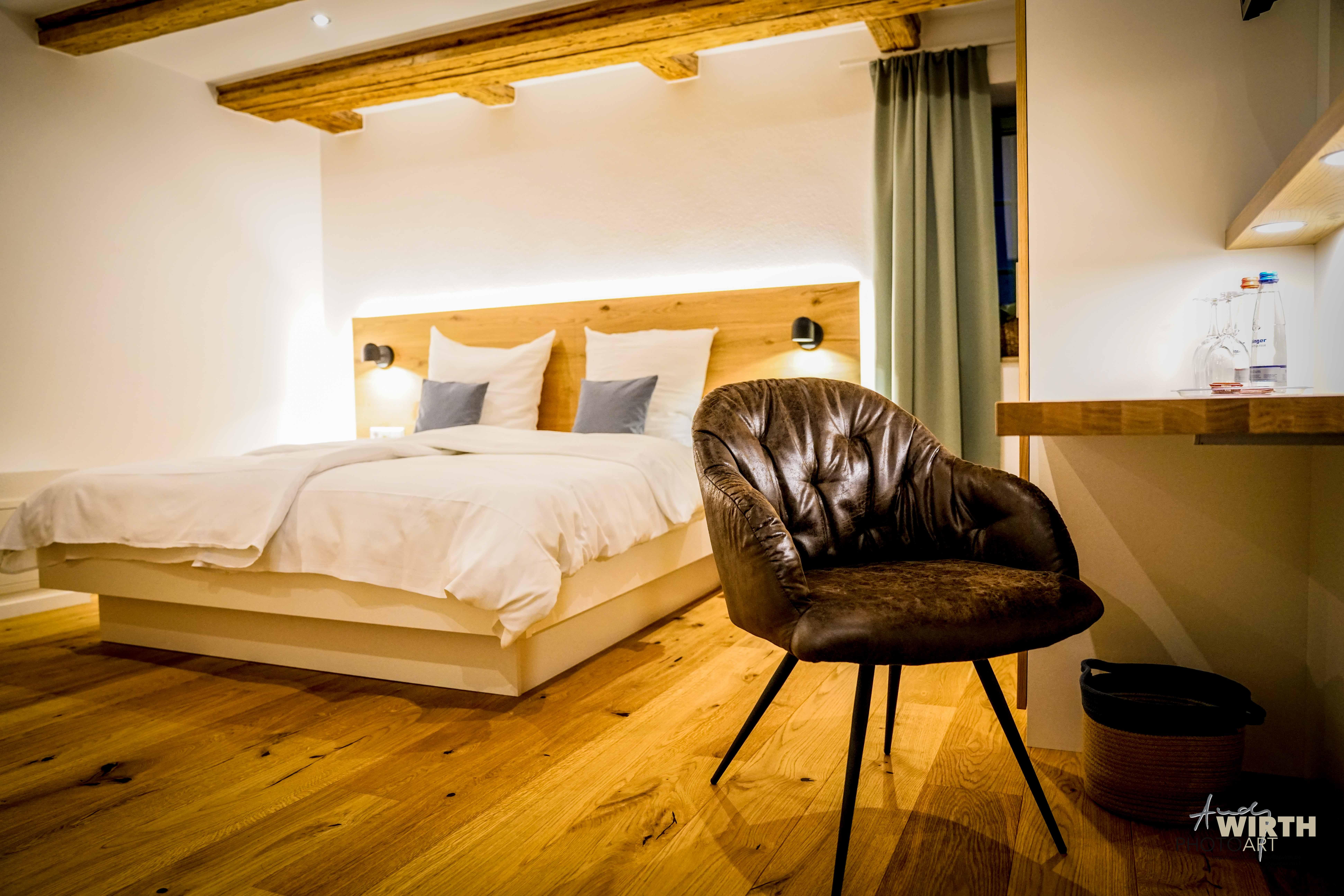In unseren Zimmern entspannen und wohlfühlen | Hotel am Markt