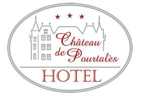 Chateu de Pourtales Logo